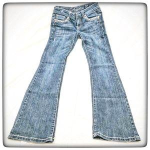 LA Idol Women's Jeans Size 1 Bootcut